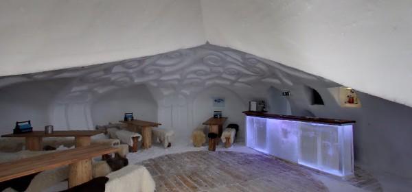 Iglu Dorf Zugspitze Google Street View Trusted Photographer